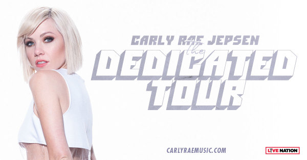 None - Win Carly Rae Jepsen Tickets!