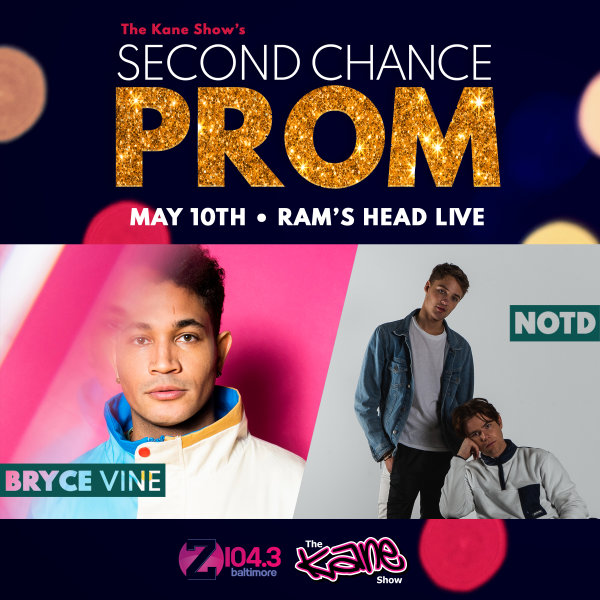 None - Win The Kane Show's Second Chance Prom Tickets!