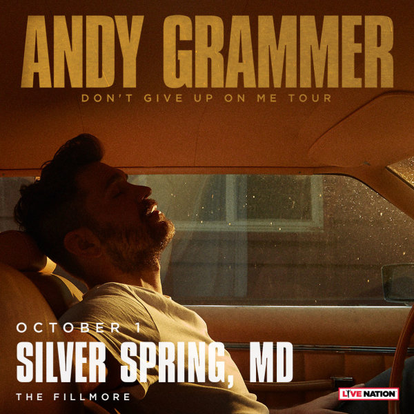 None - Enter to Win Andy Grammer Tickets!