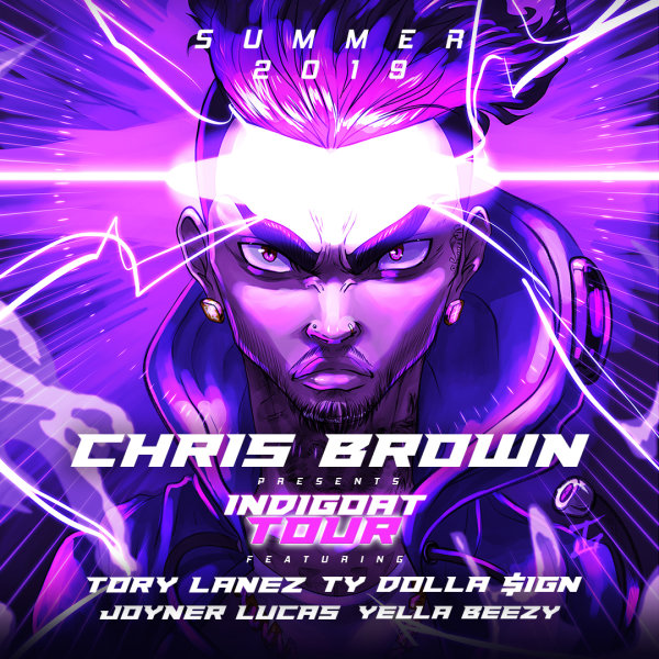 None - Win Chris Brown Tickets!