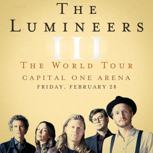 image for Win The Lumineers Tickets!