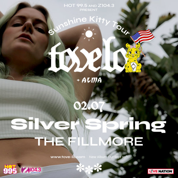 None - Enter to Win Tove Lo Tickets!