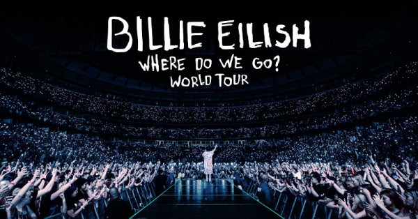 image for Win Billie Eilish Tickets!