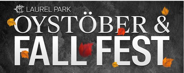 None - Win Tickets to Oystöber & Fall Fest!