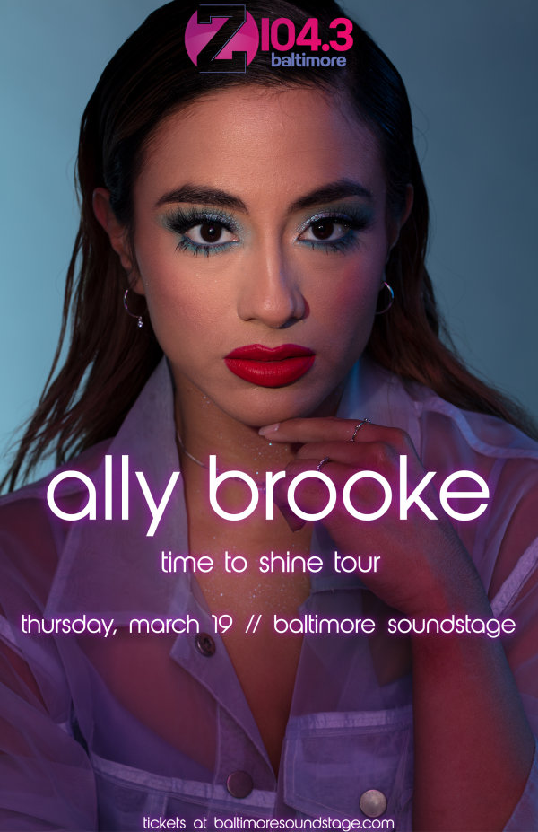 image for Enter to Win Ally Brooke Tickets!