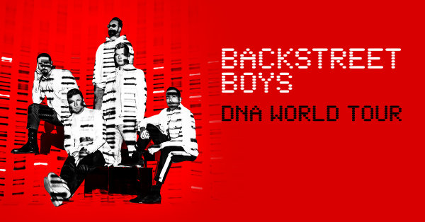 image for Win Backstreet Boys Tickets!
