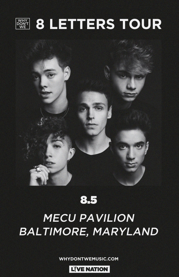None - Win Why Don't We Tickets!