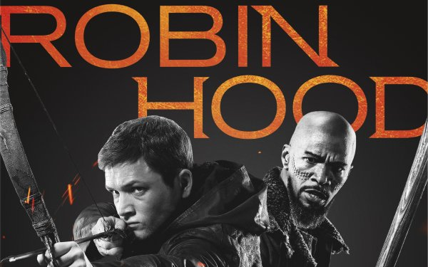 None - Robin Hood Blu-ray Combo Pack
