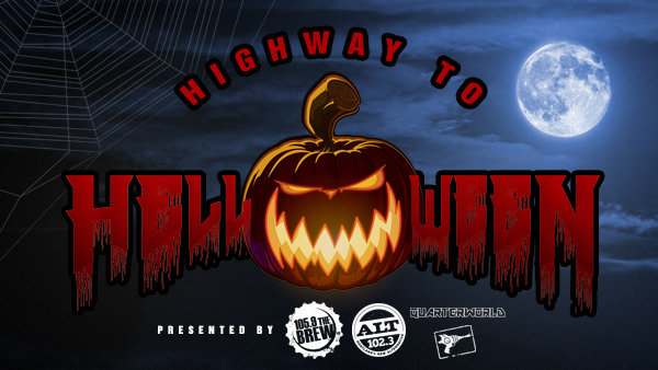 Highway to Hell-oween Party - 10/27 @ Quarterworld