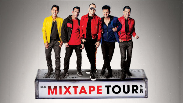 None -  The MixTape Tour: New Kids on the Block & More - June 2nd @ Moda Center