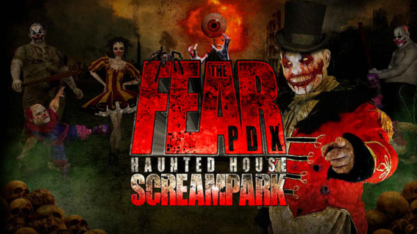 None - The Fear PDX Ticket Giveaway!
