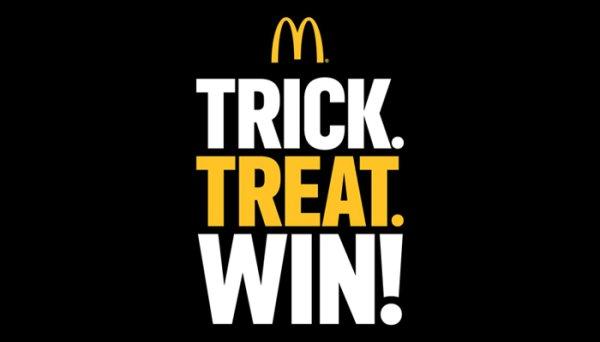 None - McDonald's Trick. Treat. Win! (PlayStation 4 & More)