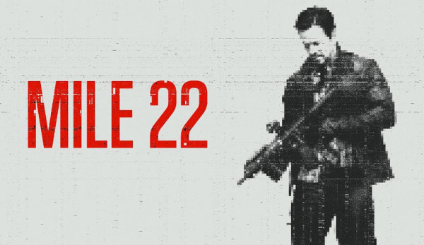 None - Mile 22 on Bluray