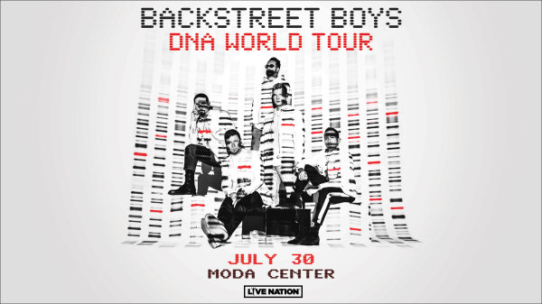 None - Backstreet Boys - 7/30 @ Moda Center