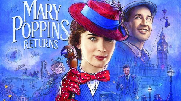 None - MARY POPPINS RETURNS Screening