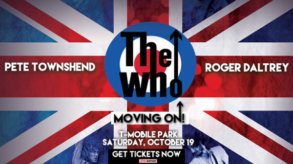 None - The Who - 10/19 @ T-Mobile Park