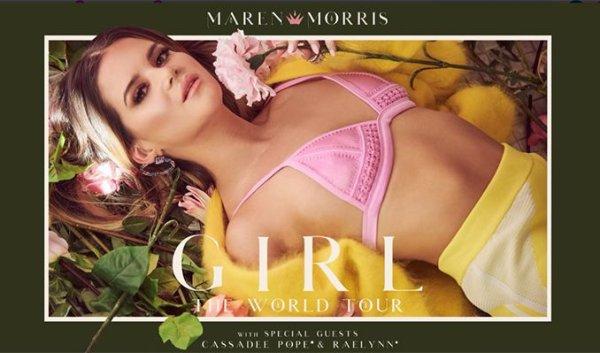 None - Maren Morris - 3/21 @ Crystal Ballroom