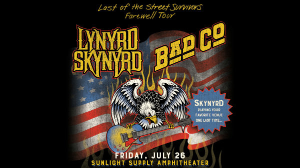 None - Lynyrd Skynyrd - 7/26 @ Sunlight Supply Amphitheater