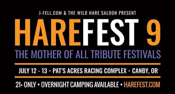 None - Harefest 9 - July 12 & 13 in Canby, OR