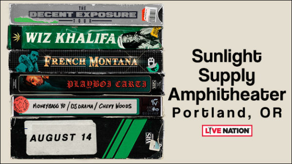 None - Wiz Khalifa - 8/13 @ Sunlight Supply Amphitheater