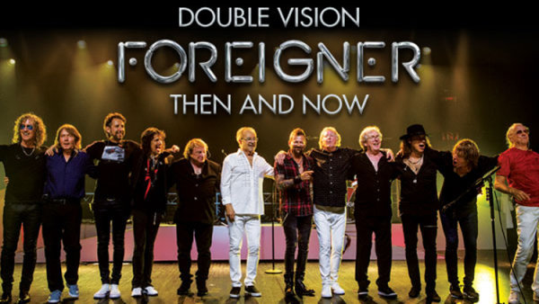 None - Win tickets to see Foreigner Double Vision!