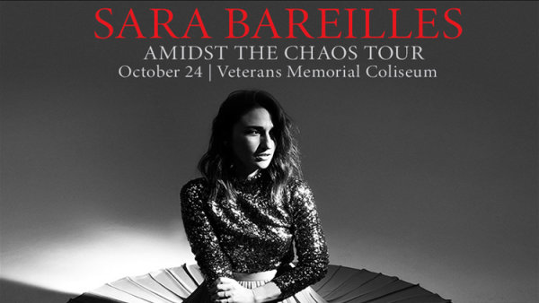 None - Win Tickets to Sara Bareilles!