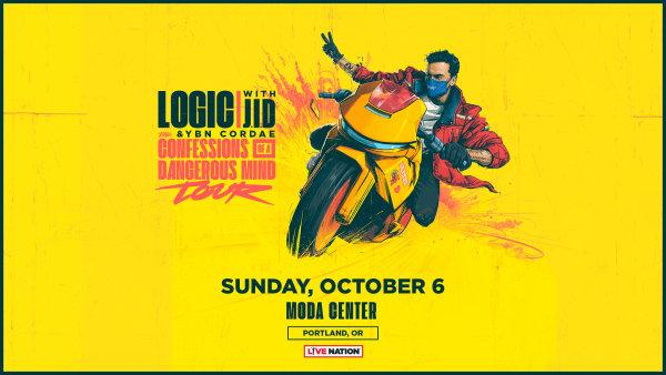 None - Logic - 10/6 @ Moda Center