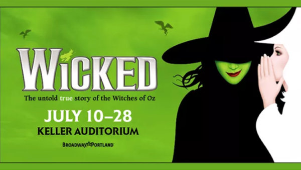 None - Win Tickets to WICKED!