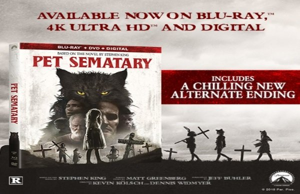 None - Pet Sematary on Blu-ray