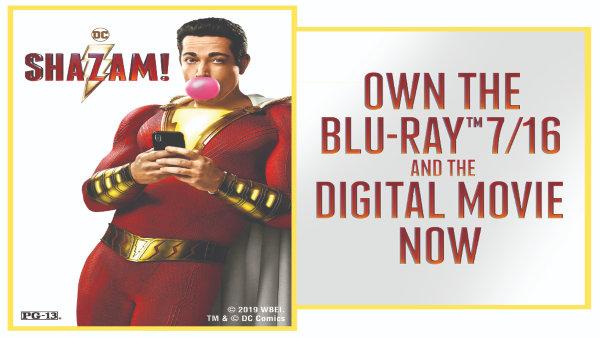 None - Shazam! on digital