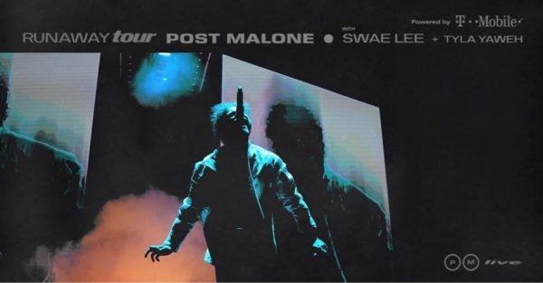 None - Post Malone - 9/17 @ Moda Center