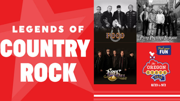 None - Win tickets to see Legends of Country Rock!