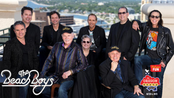 None - Win tickets to see The Beach Boys!