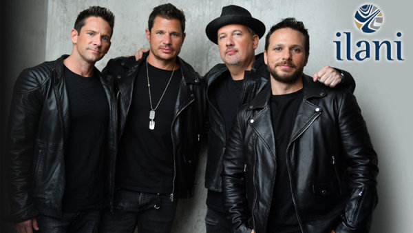 None - Win a pair of tickets to see 98 Degrees!