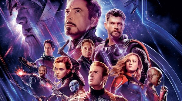 None - AVENGERS: ENDGAME