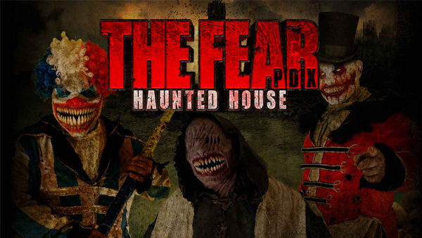 None - Win tickets to The Fear PDX!