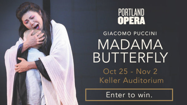 None - Win Tickets to Madama Butterfly!