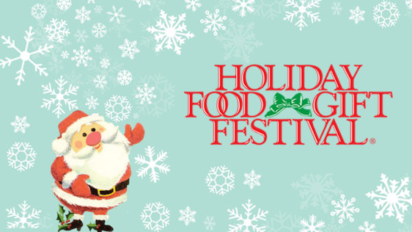 None - Win Holiday Food and Gift Festival Tickets!