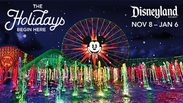 None - Your Chance To Win A Vacation For 4 To The Disneyland® Resort!