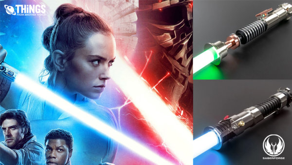 None - Win 'Star Wars' Passes, Comics & Saber