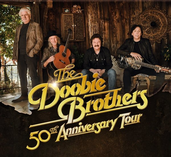 None - Doobie Brothers 50th Anniversary Tour - 9/06 @ Sunlight Supply Amphitheater