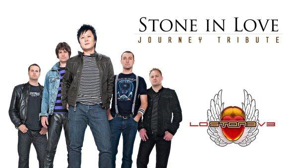 None - Stone In Love [Journey tribute] • Barracuda [Heart tribute]