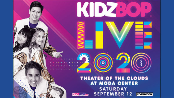 None - KIDZ BOP Live 2020 Tour - 9/12 @ The Moda Center