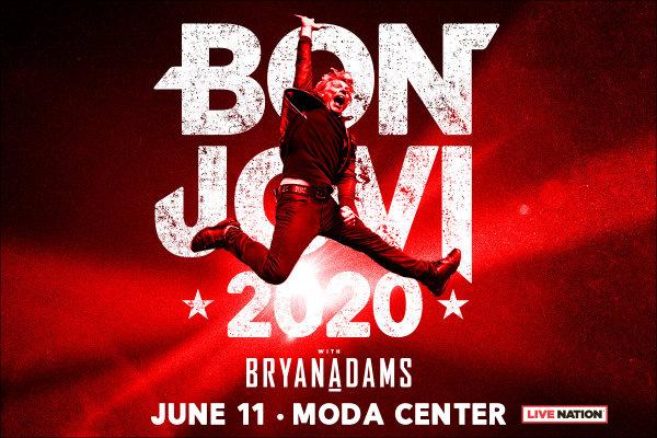 None - Bon Jovi - 6/11 @ Moda Center