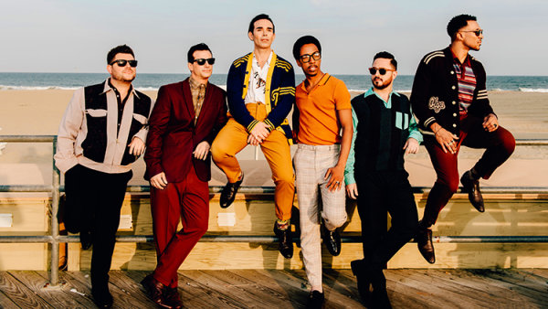 image for The Doo Wop Project - 2/20 @ The Elsinore Theatre