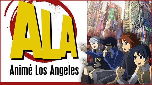 None - Win Tickets to Animé Los Angeles!