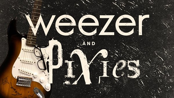 None -  Weezer + Pixies at the Enterprise Center