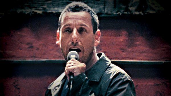 None - Adam Sandler '100% Fresher' Tour