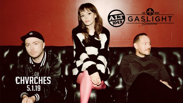 None -   The ALT 104.9 Gaslight Sessions ft. Chvrches