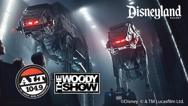 image for The Woody Show's Disney California Adventure Park Giveaway